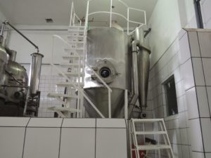 Maca extract powder production facility
